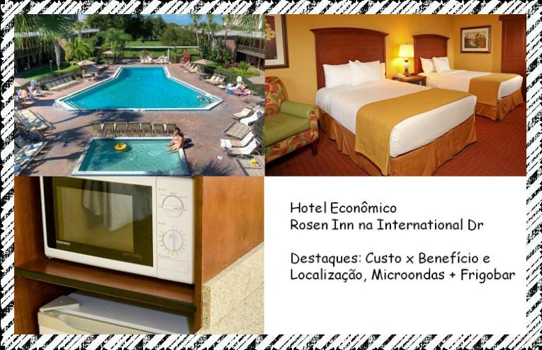 Rosen Inn Hotel International Drive