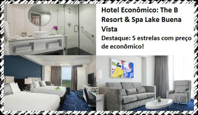 Buena Vista Spa And Resort Orlando